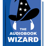 the audiobook wizard logo