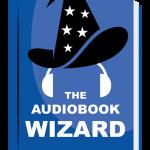 the audiobook wizard logo
